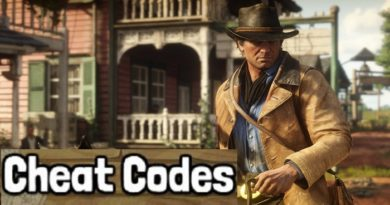 Red Dead Redemption 2 Cheats Codes triche PS4 Xbox