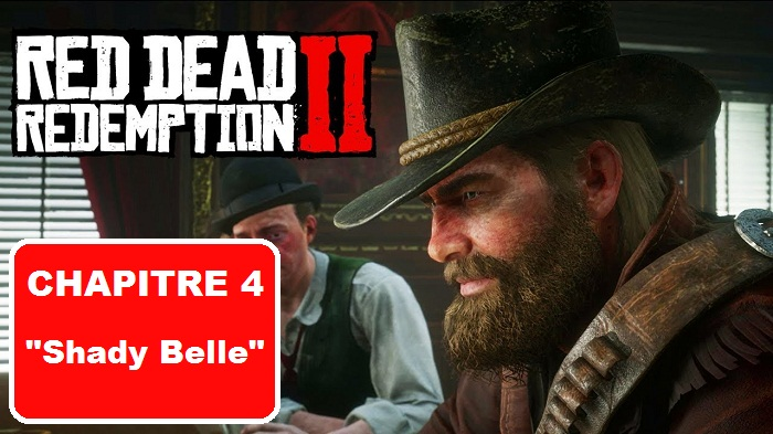 Red Dead Redemption 2 chapitre 4 Shady Belle