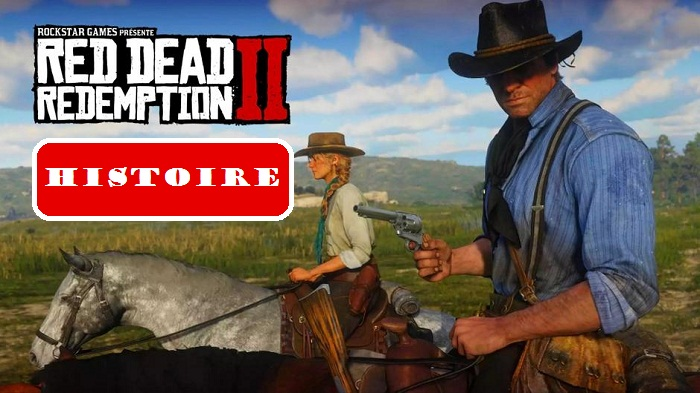 Red Dead Online mode histoire