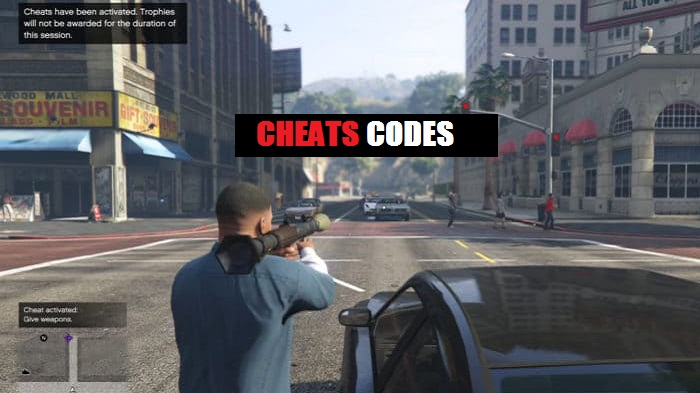 gta5 cheats codes triches ps4 xbox pc