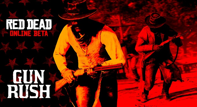 Patch Red Dead Online Mode Gun Rush Nouvelle mise à jour